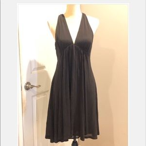 Diane von Furstenberg Sleeveless V-neck Dress Sz 8